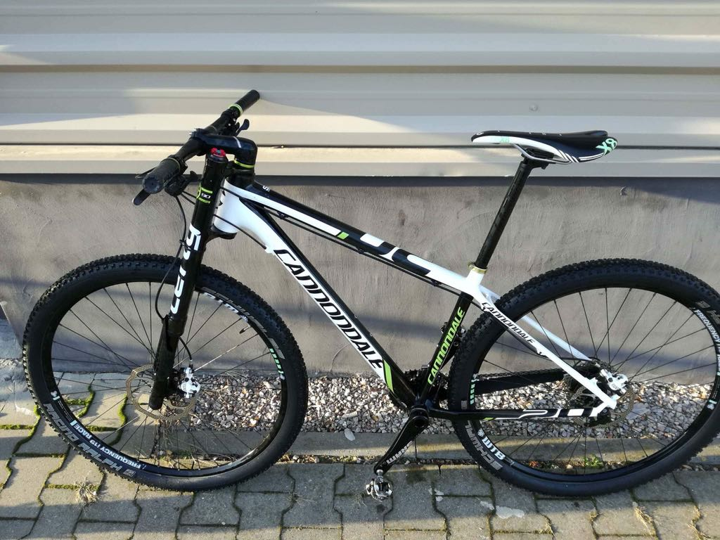 Rower CANNONDALE F29 LEFTY SI