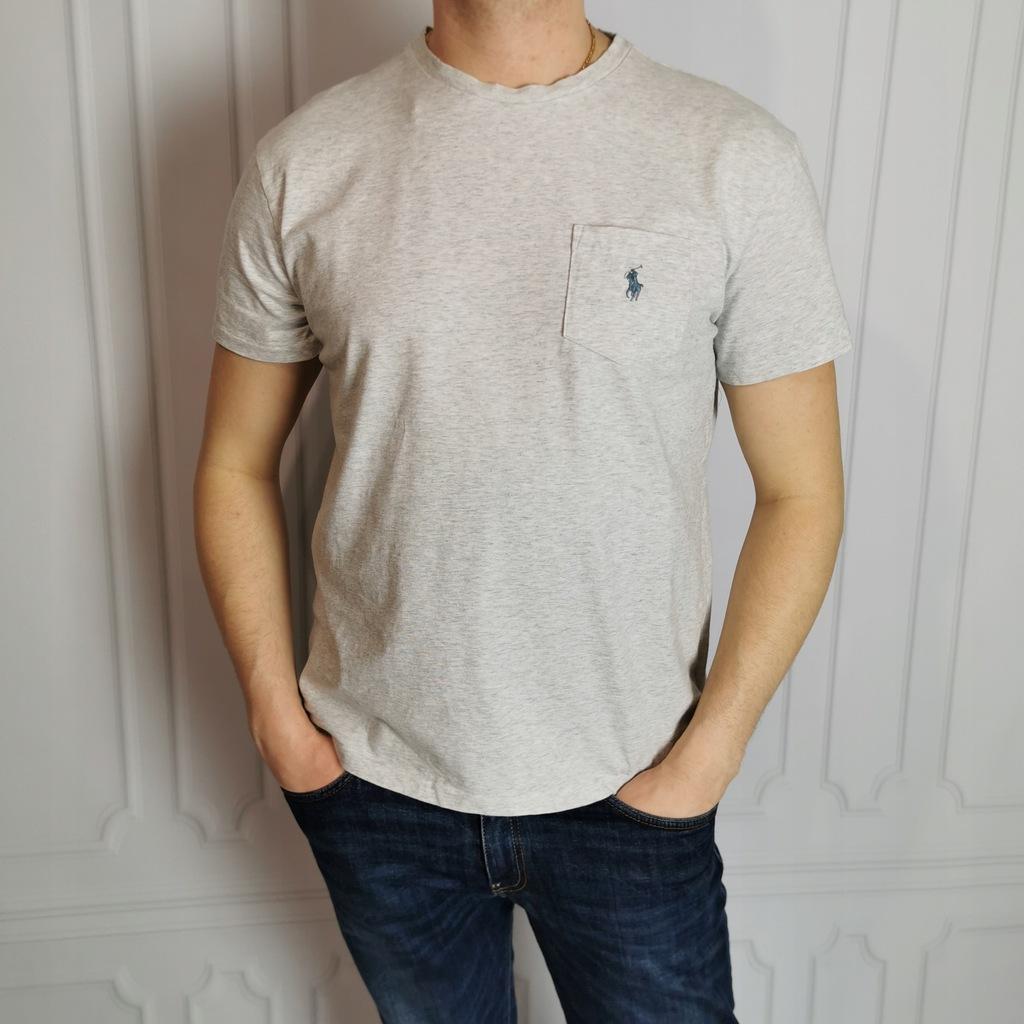 T-shirt koszulka męska Ralph lauren roz. M/L