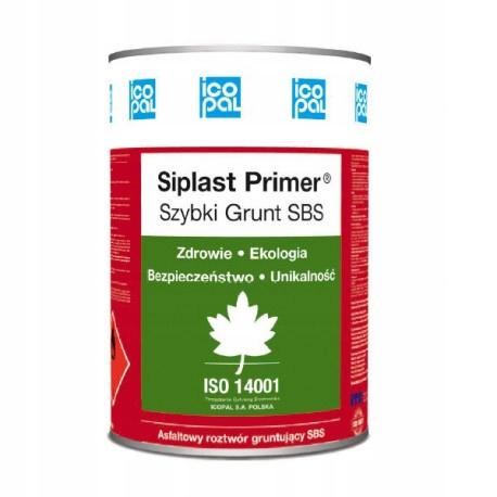 Icopal Siplast Primer Szybki Grunt SBS 30L