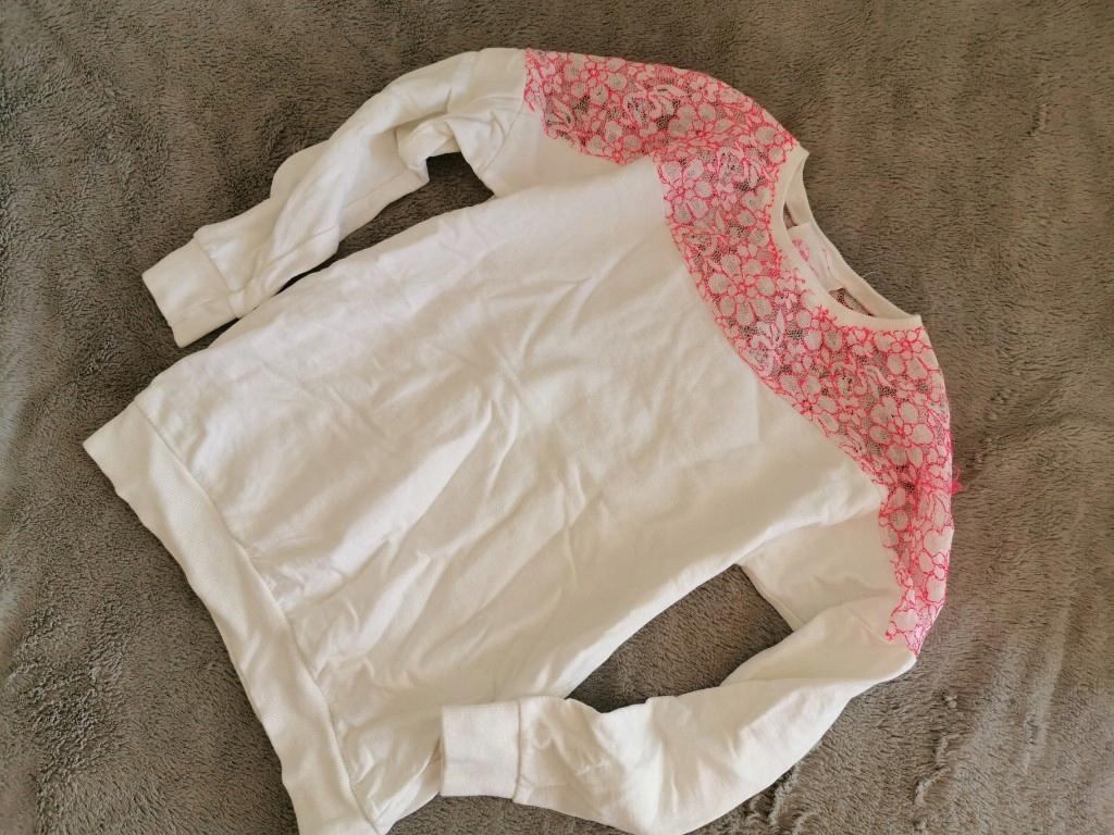 YD bluza koronka 11-12l 152