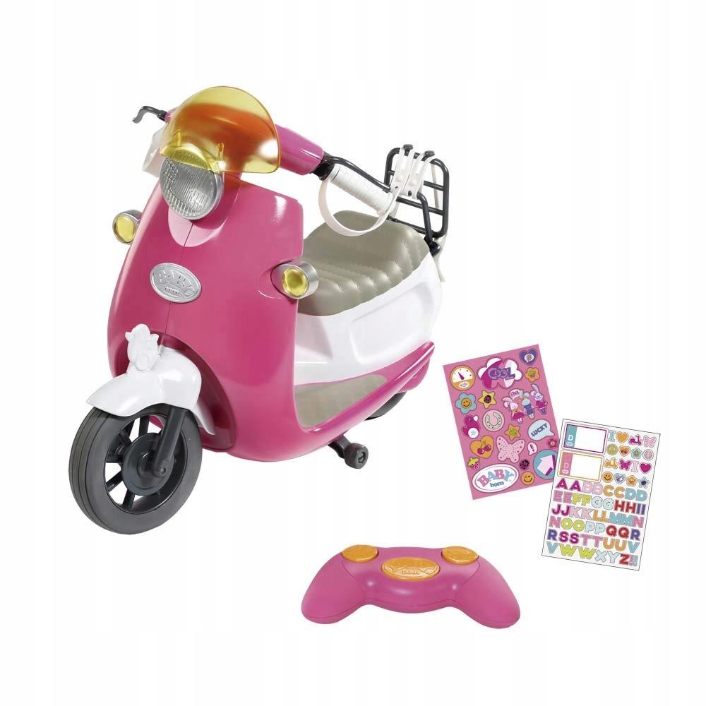 G6 Zapf Creation 824771 Baby Born City RC skuter