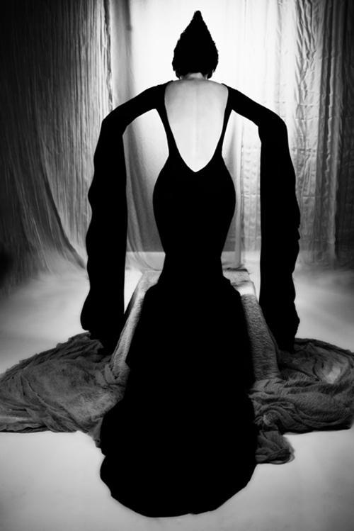 "Zdjęcie ""Corvus Corax"". Magdalena Marczewska."