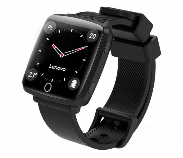 OUTLET Smartwatch Lenovo Carme IPS BT czarny 1,3''