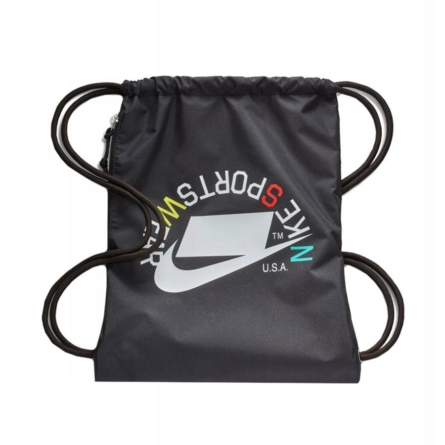 Worek Plecak Nike Heritage Gymsack BA5431 czarny!