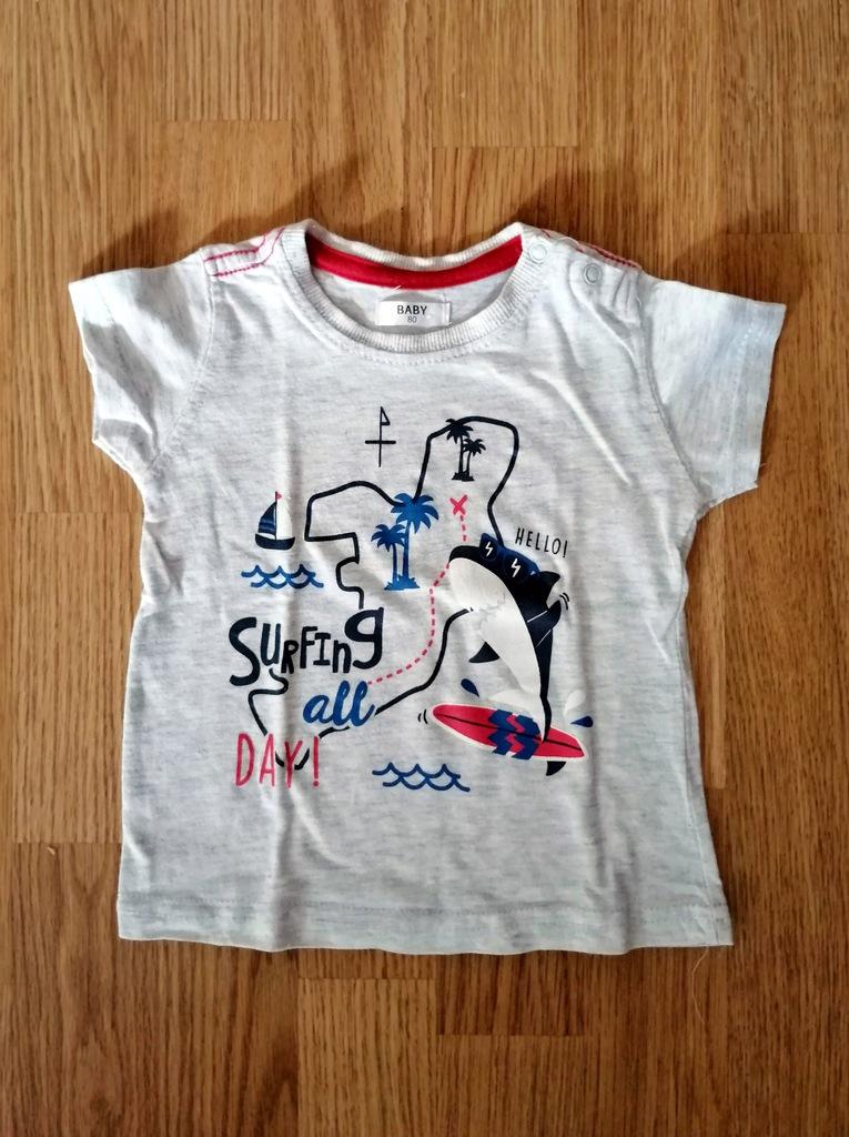 t-shirt bluzeczka 80