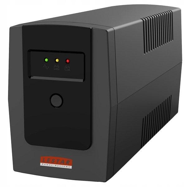 Zasilacz awaryjny UPS ME-655ssu 650VA/390W AVR 2xS