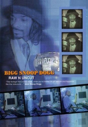 DVD Snoop Dogg Bigg Snoop Dogg Raw Uncut
