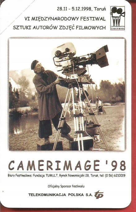 nr 623 - Camerimage 98 - NOWA