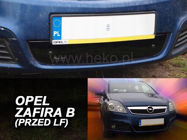 Osłona zimowa OPEL ZAFIRA B 5D 2005-2008r.