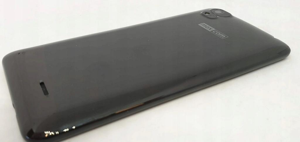 Telefon Maxcom MS 514 czarny LTE prezent