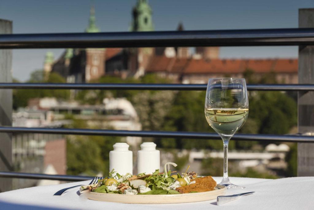 Weekend dla 2 osób +kolacja w Hotelu Kossak Kraków