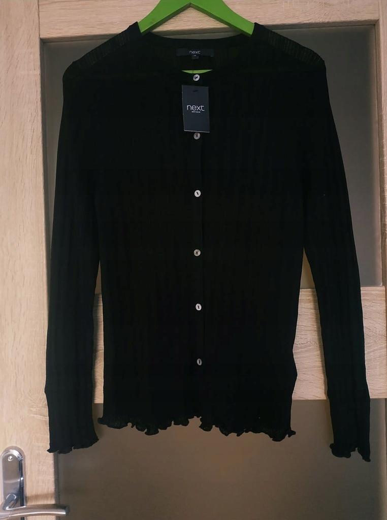 Sweterek NEXT 42 zapinany NOWY