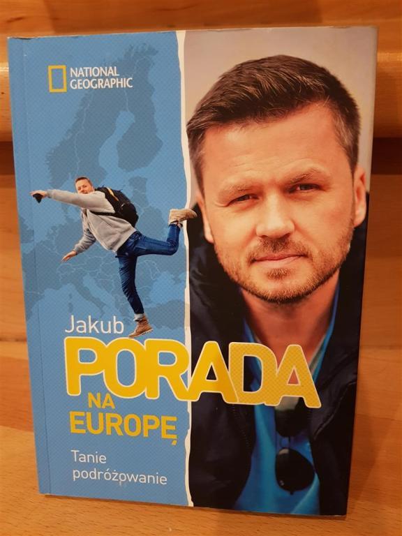 Jakub Porada - Tanie podróżowanie - Nowa!