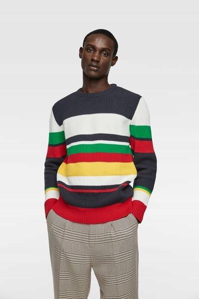 Sweter ***ZARA*** XL/XXL