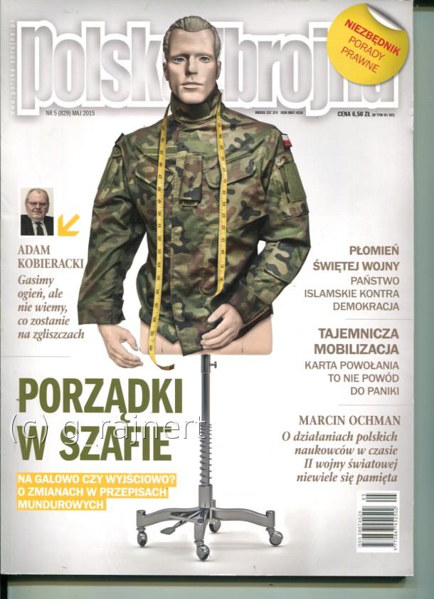 Polska Zbrojna 5/2015
