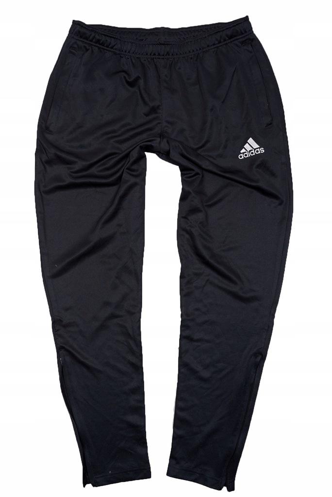 ADIDAS CLIMALITE spodnie sportowe PREMIUM roz L