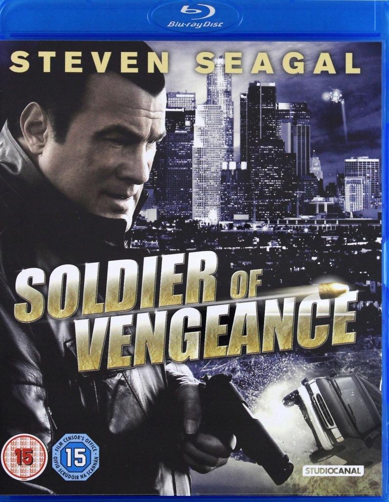 SOLDIER OF VENGEANCE (EN) [BLU-RAY]