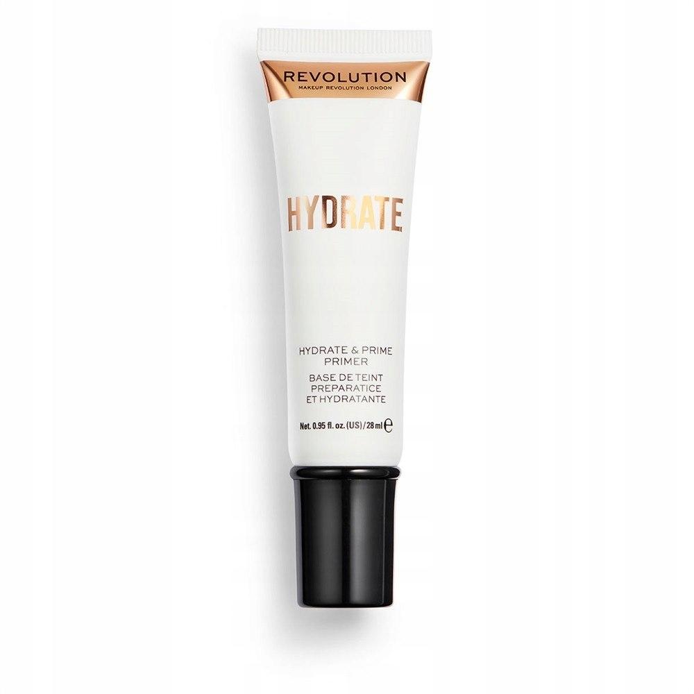 Makeup Revolution, nawilżająca baza pod makijaż Hy