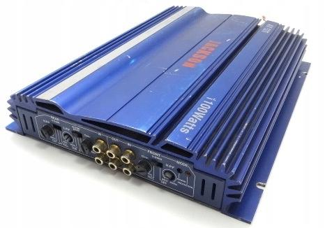 WZMACNIACZ SAMOCHODOWY JACKSON AX 520 1100 W