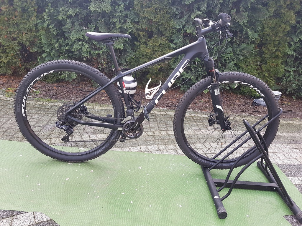 Rower cube reaction one gtc 29 xt di2 carbon karbo
