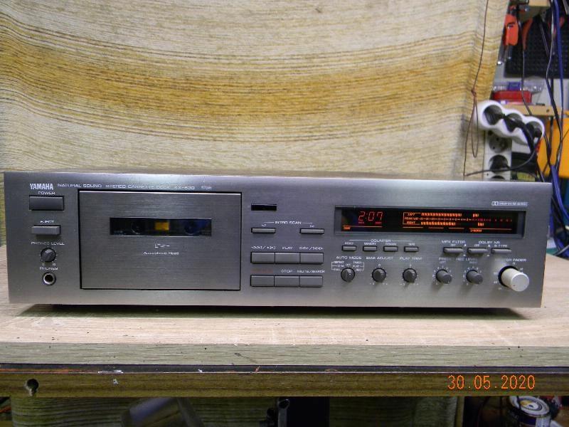 Yamaha Deck KX 530