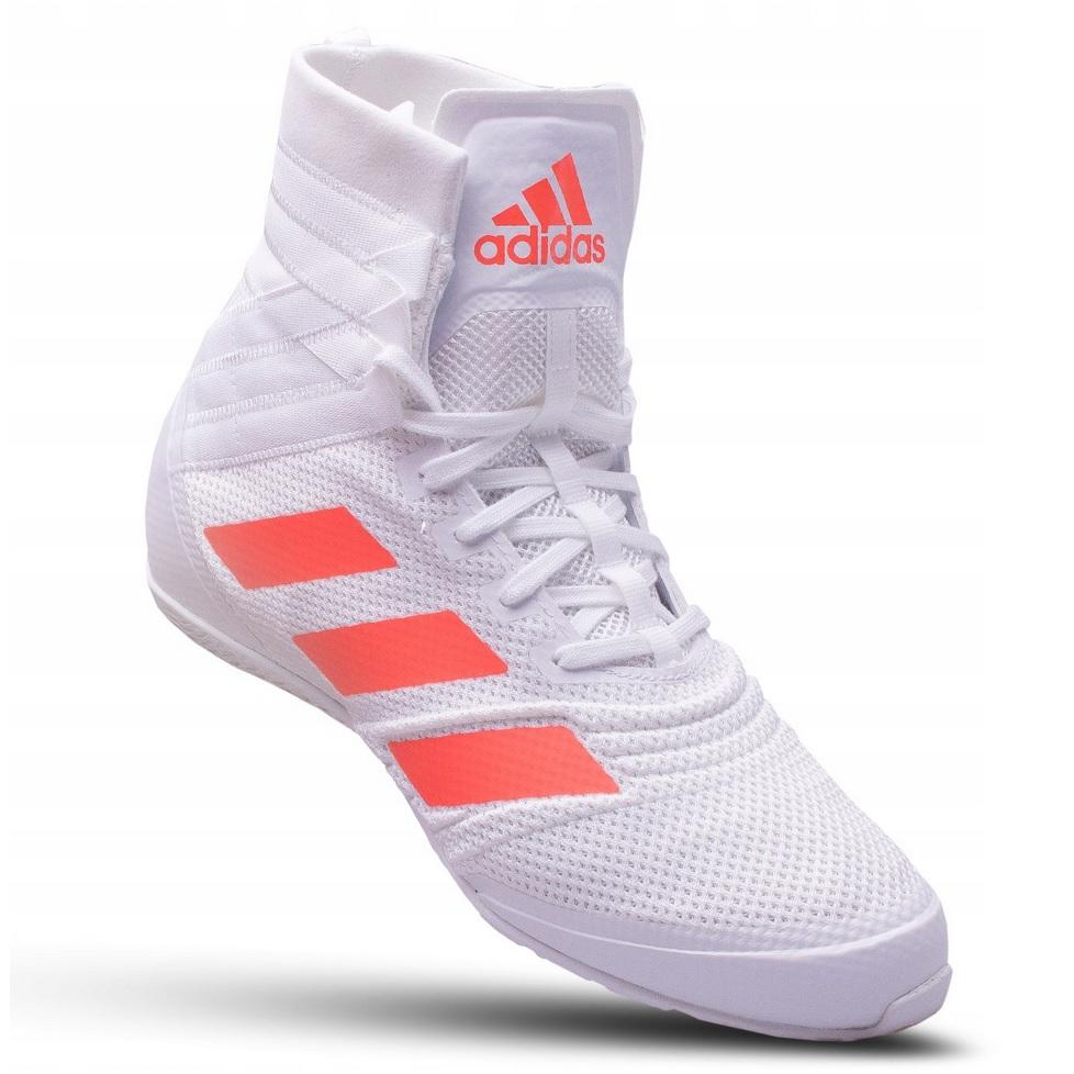 Buty bokserskie adidas Speedex 18 B96493 | 44