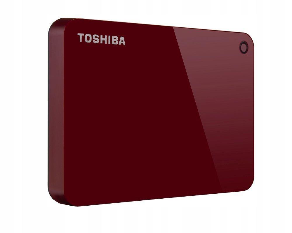 Dysk zewnętrzny Toshiba Canvio Advance 2TB