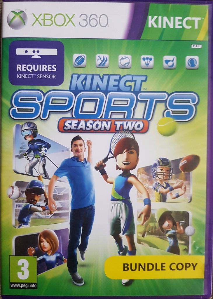 Kinect Sports 2 Sezon 2 Xbox 360 Po Polsku 7691031116 Oficjalne Archiwum Allegro