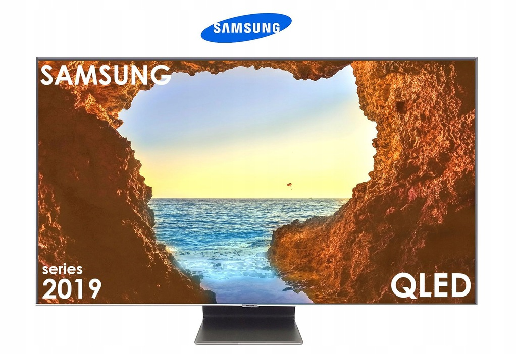 SAMSUNG QLED 2019 QE75Q90R 4K SMART TV