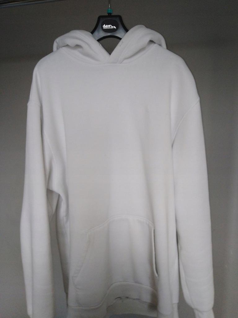 Nowa bluza z H&M biała. Okazja!