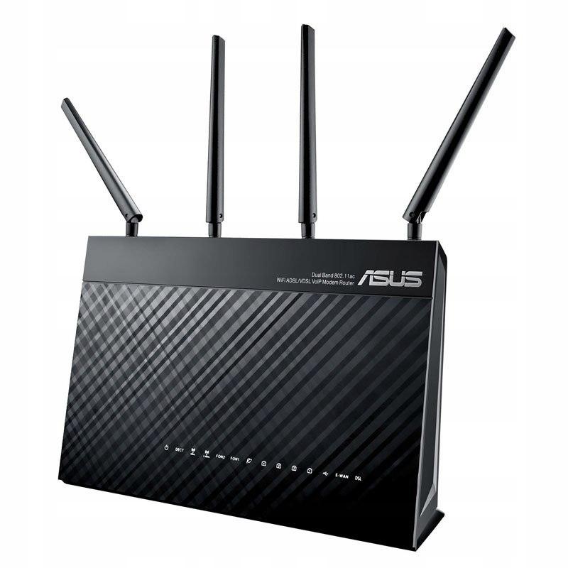 ASUS DSL-AC87VG AC2400 VoIP Modem Router, Dual-Ban