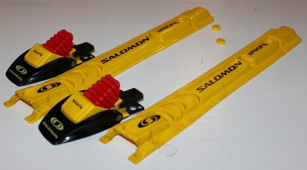 Wiązania biegowe SNS Profil Salomon Skate manual