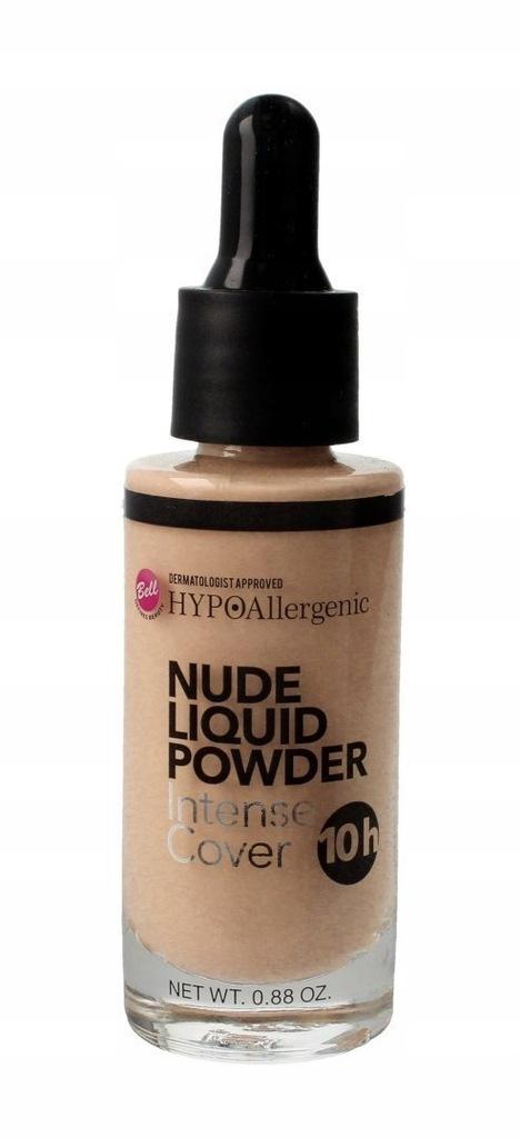 Bell Hypoallergenic Puder w płynie Nude Liquid Pow