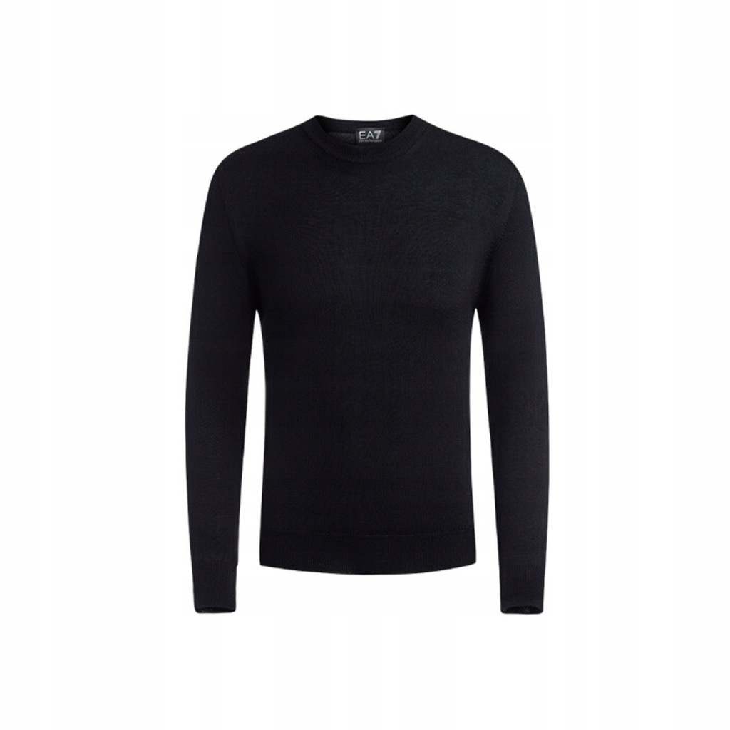 EMPORIO ARMANI EA7 luksusowy sweter Nowość XXL