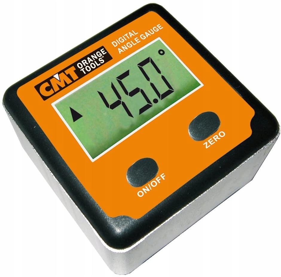 CMT DAG-001 Kieszonkowy kątomierz cyfrowy 360 °