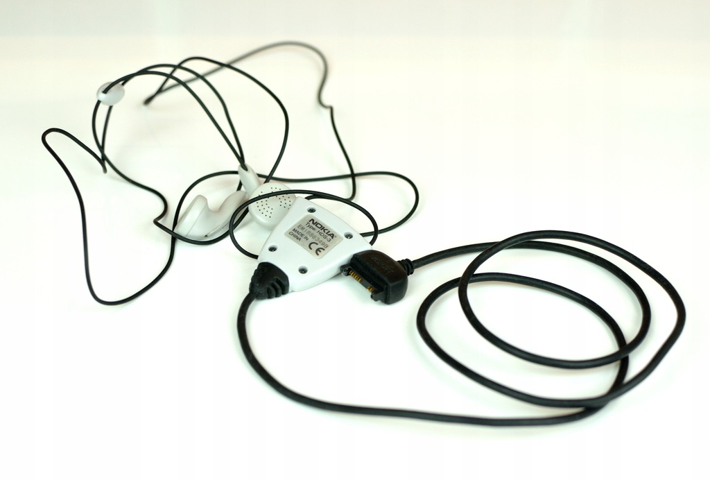 Zestaw słuchawkowy Nokia HDS-3
