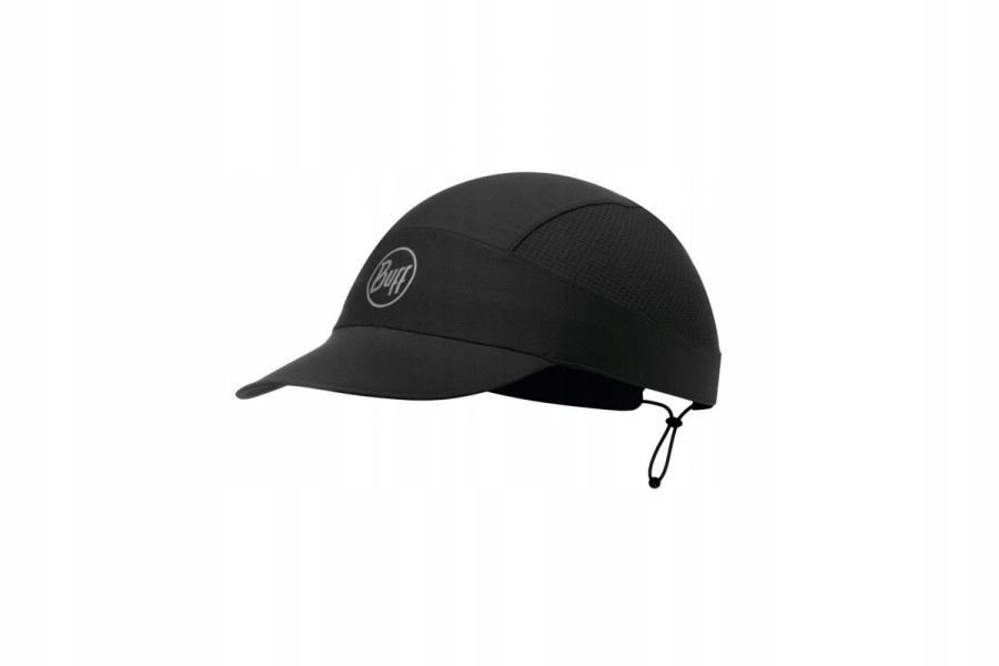 BUFF CZAPKA SPORTOWA PACK RUN CAP XL R-SOLID BLACK