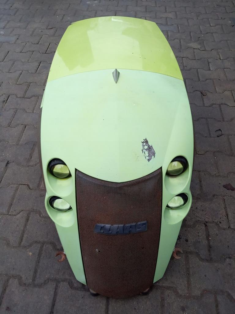 Maska do CLAAS NECTIS 227VL
