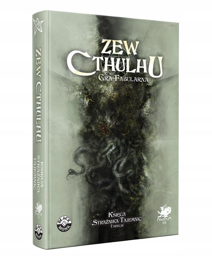 Zew Cthulhu: Księga Strażnika BLACK MONK