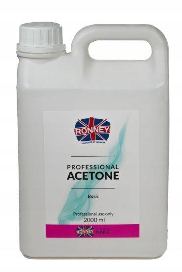 RONNEY PROFESSIONAL ACETONE BASIC 2000 ML