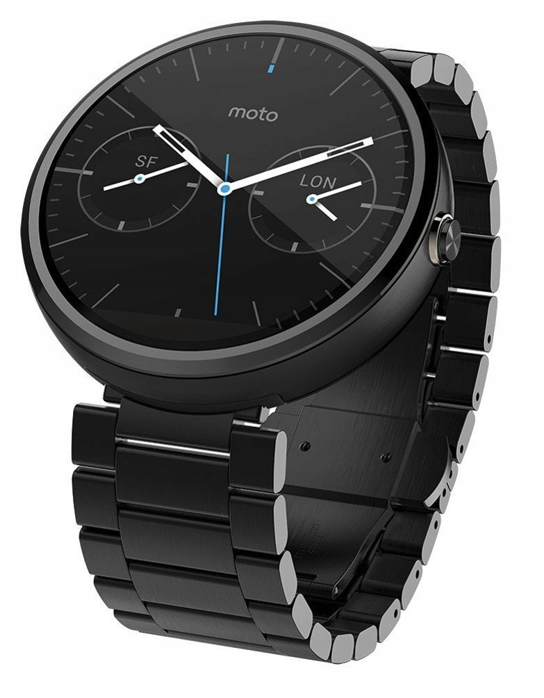 Motorola Moto 360 Metal Edition smartwatch ASW065
