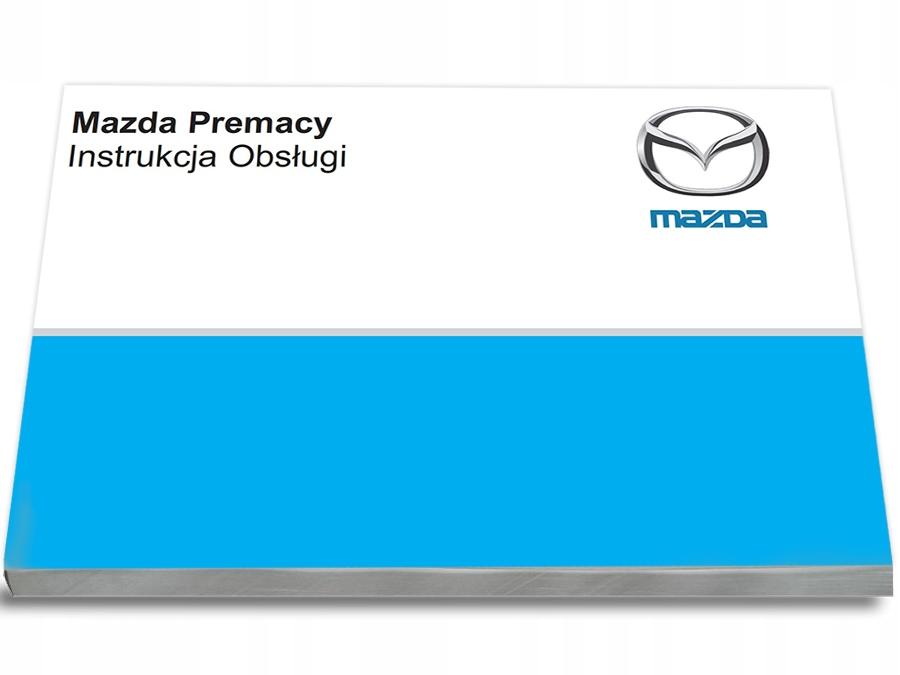 Mazda Premacy 1999-05 + Radio Instrukcja Obsługi