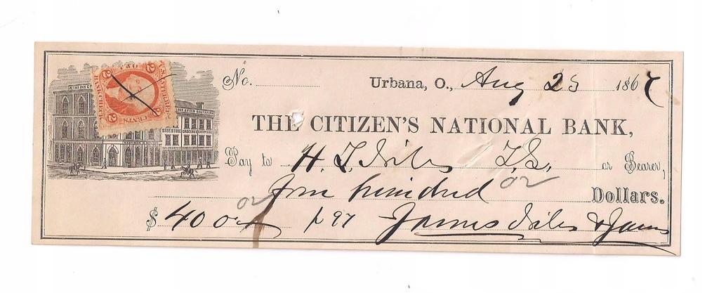 CZEK nr1 1867r