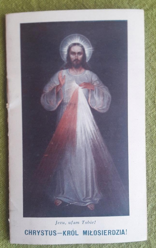 Chrystus Król Miłosierdzia Kraków 1937