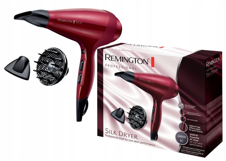 Remington AC9096 suszarka włosów 2400W JONIZACJA