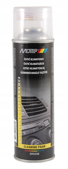 Preparat do czyszczenia klimatyzacji MOTIP 090508