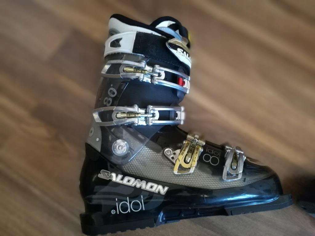 Buty narciarskie SALOMON IDOL 8 Okazja!