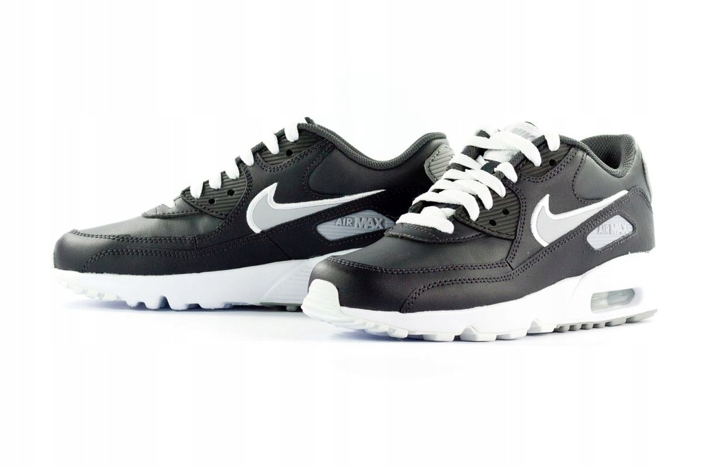 NOWE BUTY NIKE AIR MAX 90 LEATHER GS r.38,5 skóra