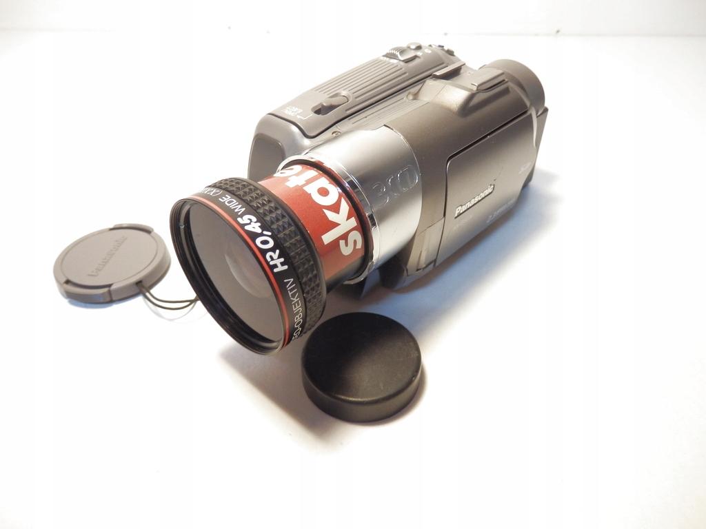 Kamera Cyfrowa MiniDV PANASONIC NV-GS230 3CCD