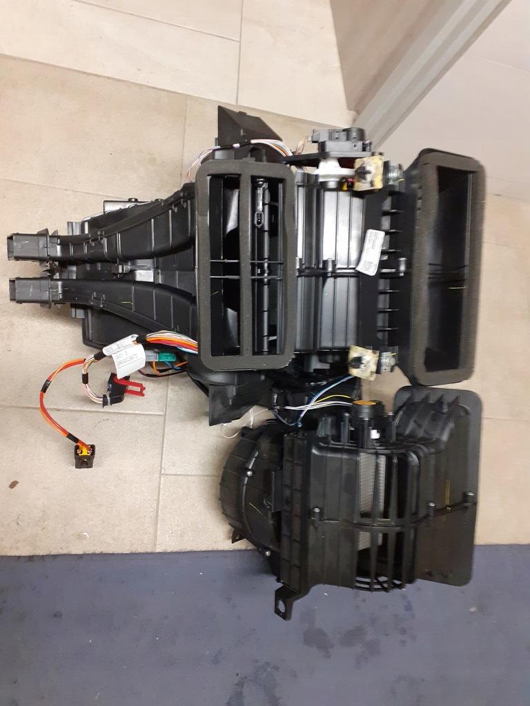 Doblo II nagrzewnica klimatronic Combo
